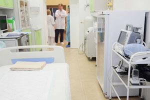 healthcare environment