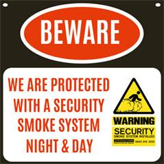 smoke system night and day