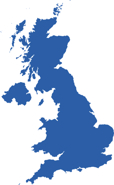 we cover the whole of the uk